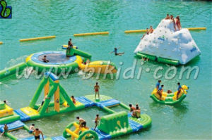 Inflatable Rapid Water Park for Sale /Water Park Inflatables / Inflatable Action Waterpark D3002 pictures & photos