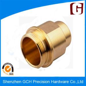 High Quality Top Rank Precision Brass CNC Machining Part