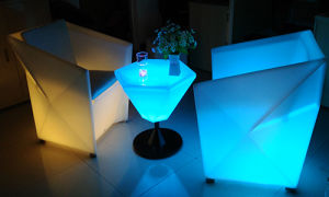 LED Table Illuminated Furniture Chair pictures & photos