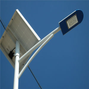 4m 21W Solar LED Street Light pictures & photos