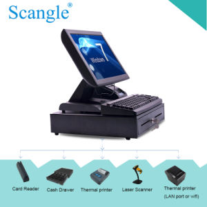 "High Quality 15"" Touch Screen POS System Hardware pictures & photos"