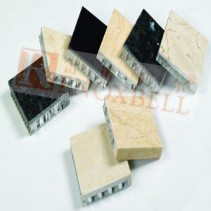 Classical White/Black Aluminum Honeycomb Panel pictures & photos