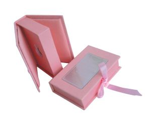 Customized Paper Necklace Box with Insert pictures & photos