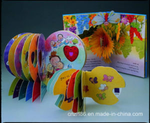 Children′s 3D Hardcover Story Book Printing pictures & photos