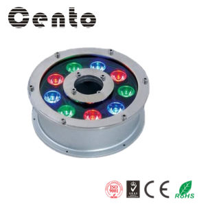 9W/27W RGB LED Fountain Light