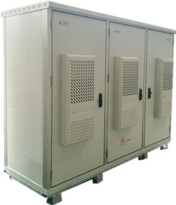 Outdoor Cabinet Air Conditioner with CE and ISO9001