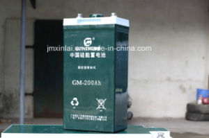 Lead-Acid Cell Silicone Battery GM-200ah