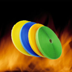 Customized Flame Retardant Velcro Tape Fireman Accessories Fireproof Tape pictures & photos