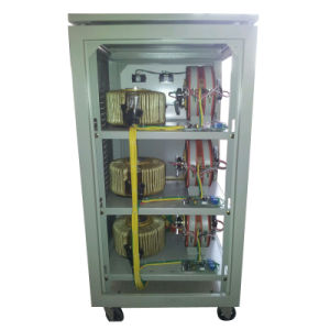 30kVA Three Phase Servo Motor Voltage Stabilizer Tns-30kVA pictures & photos
