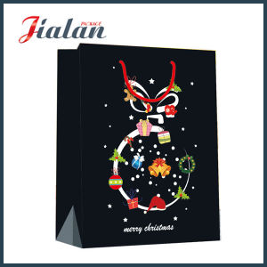 Cheap Customed Christmas Holiday Gift Paper Bag pictures & photos