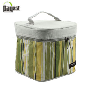 Insulated Thermal Lunch Cooler Bag for Bottle and Picnic pictures & photos