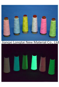 High Quality Glow Yarn Hot Sale in American Market (SGS) pictures & photos