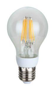 LED Filament Light A60-Cog 6W 600lm E27 4PCS Filament pictures & photos