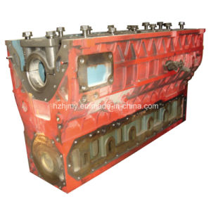 150102-00018 DV11 Second Hand Engine Doosan Cylinder Block pictures & photos