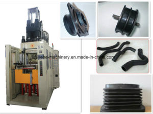 Rubber Silicone Hydrauli Injection Molding Machine Made in China pictures & photos