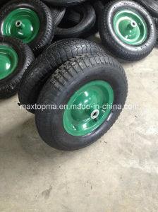 Maxtop Factory Wheel Barrow Tire pictures & photos