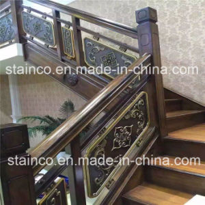 Hotel Lobby Stair Handrail/Balustrade pictures & photos