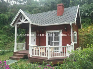 Low Cost Mobile Prefabricated/Prefab House/Villa for Holidays Llife pictures & photos