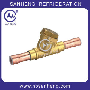 High Quality Brass Globe Valve pictures & photos