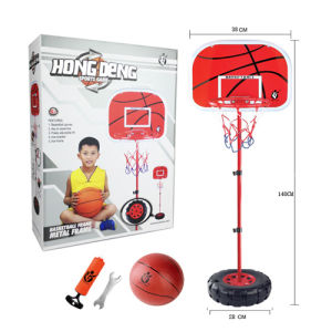 Plastic Sport Game Toys Children Basketball Set (H7536105) pictures & photos