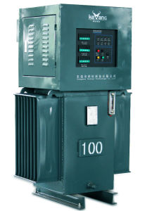 Oil Immersed Type Contactless Voltage Stabilizer 200kVA pictures & photos