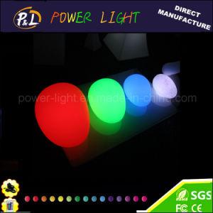 Waterproof Garden Decorative Lighting RGB Illuminated LED Stone Light pictures & photos