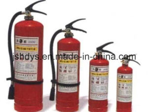 2kg Portable Dry Powder Fire Extinguisher (GB4351.1-2005) pictures & photos