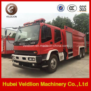 Isuzu 240HP 10, 000-12, 000 Litres Water Fire Trucks pictures & photos