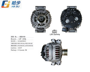 12V 180A Alternator for Bosch Mercedes Benz Lester 11217 0124625023 pictures & photos