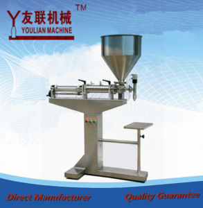 (G1WGD) One Head Paste Filling Machine (Floor type) pictures & photos