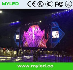 High Refresh Rate P6 LED Video Wall, Low Price LED Video Wall, Easily Installation LED Video Wall pictures & photos