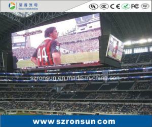 Stadium Indoor & Outdoor LED Display Screen LED Display pictures & photos