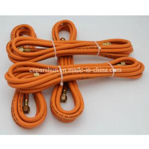 BS En16436 Ce Certificate Orange Rubber LPG Hose 30 Bar pictures & photos