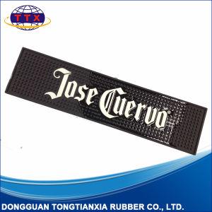 Custom Logo Promotion PVC Bar Mat pictures & photos