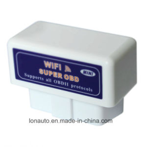 Mini Elm327 WiFi OBD2 Diagnostic Tool for Ios Android System