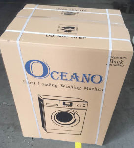5kg Full Automatic Washing Machine with Stainless Steel Drum pictures & photos