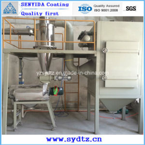 Powder Coating Machine of Manufacturing Apparatus (offering formula) pictures & photos