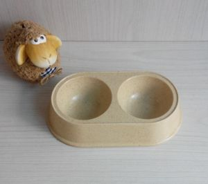 Eco Bamboo Fiber Pet Bowl (BC-PE6013) pictures & photos