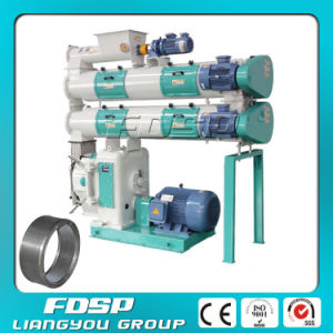 CE Approved Pig Feed Processing Machine with Good Ring Die pictures & photos