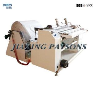 China Manufacturer POS Paper Roll Slitting Rewinding Machine pictures & photos
