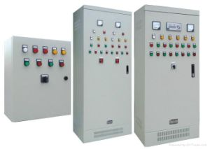 Electrical Motor Controller Variable Frequency Soft Control LCD Panel Box Cabinet pictures & photos