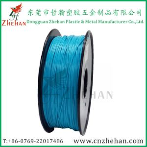 Reliable Manufacture 1.75mm ABS /PLA 3D Printer Filament with 42 Different Colors pictures & photos