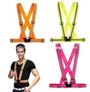 Colored Reflective Shoulder Belt pictures & photos