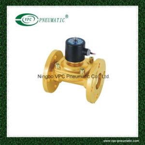 2W Series Big Oriffice Brass Solenoid Valve Fluid Control Valve pictures & photos