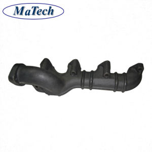 Foundry Custom Cast Grey Iron Exhaust Manifold pictures & photos