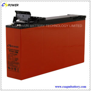 Excellent Quality 12V200ah Front Terminal Battery for Telecom Project pictures & photos