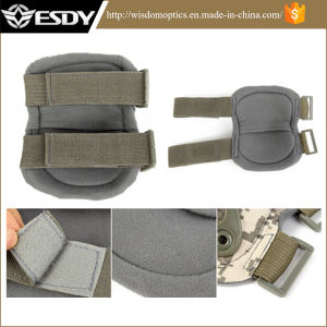 Wholesaletactical Military Outdoor Sport Knee & Elbow Pads Black pictures & photos