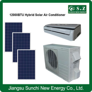 Acdc 50% Hybrid Cooling Solar Power Air Conditioners Systems pictures & photos