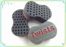 Magic Hair Twist Sponge Wholesale and Customizable Afro Hair Twists Sponge Magic Sponge pictures & photos