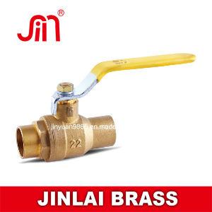 Brass Welding Ball Valve-Pn40 (JL-189)
